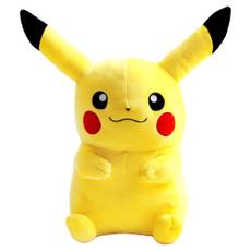 Pikachu, Toy, stuffedtoy, Yellow