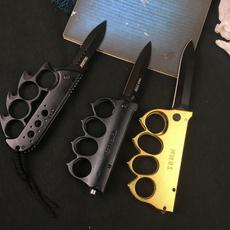 Brass, pocketknife, Outdoor, dagger