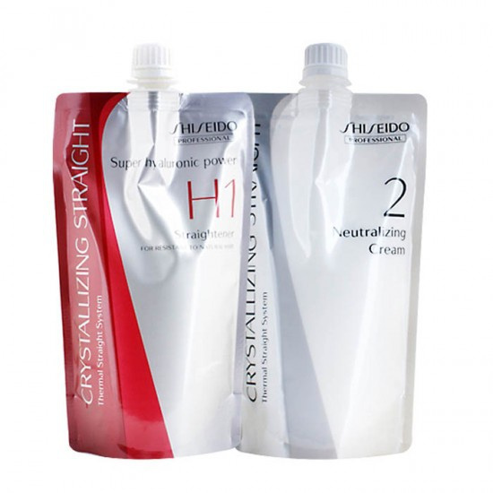 hair, shiseido, straightener