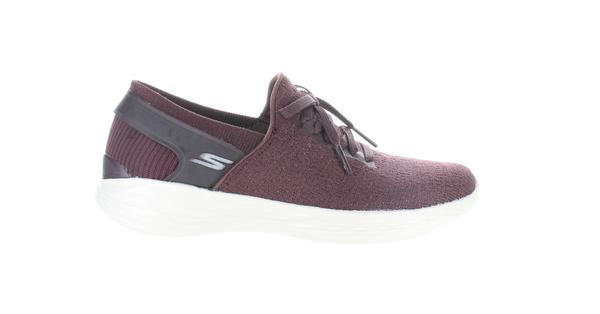 skecher, Shoes, burgundy