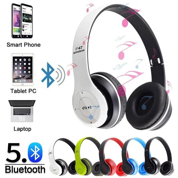 Headphones, Headset, Earphone, Bluetooth Headsets