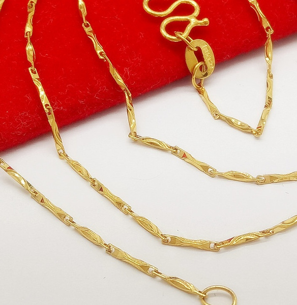 yellow gold, Chain Necklace, Necklaces Pendants, Jewelry