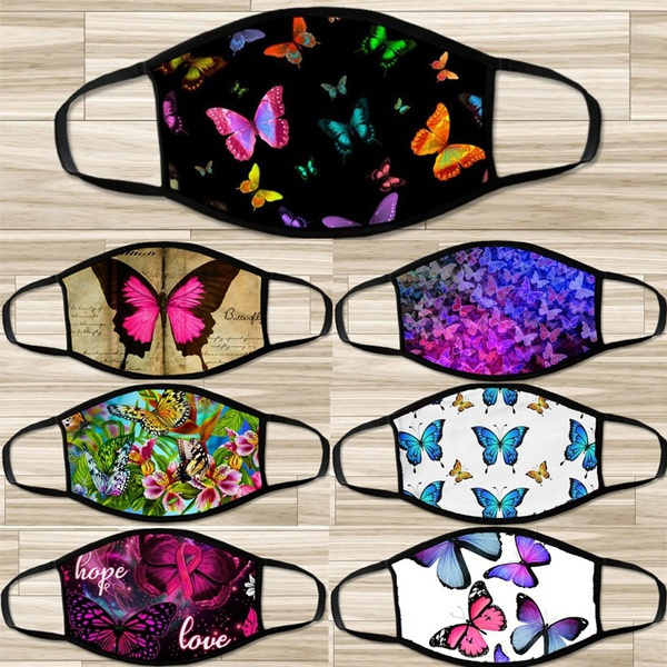 butterfly, Arrival, Cotton, Fashion