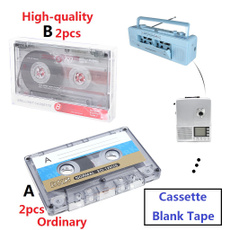 magneticaudiotape, emptytape, blanktape, Music