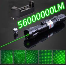 Flashlight, ledlaserflashlight, laserlight, greenlaser