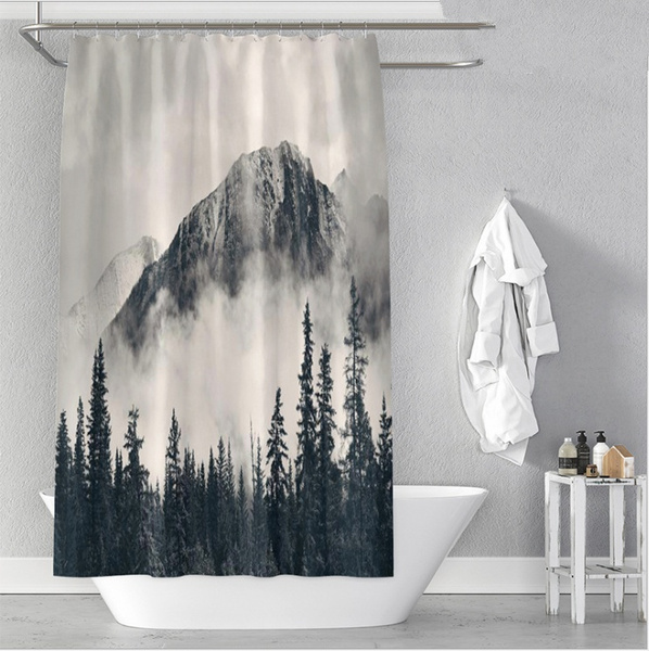 Polyester, Magic, bathmat, Waterproof