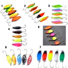 spoonlure, icefishinglure, Fishing Lure, sequinspoonlure