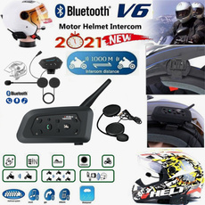 helmetintercom, Helmet, Cycling, Headset