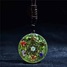 Necklace, Flowers, Pendant, Jewelry