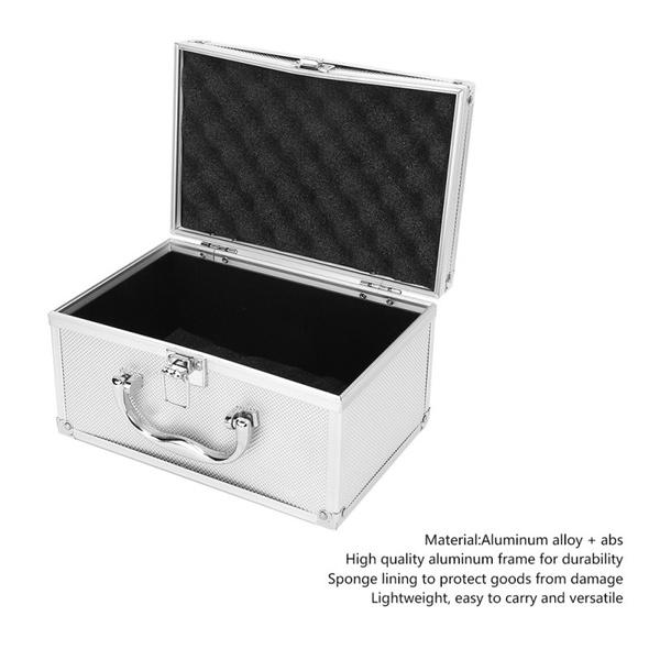 case, Box, Aluminum, aluminumtoolbox