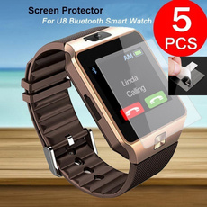 Screen Protectors, Touch Screen, screenfilm, u80smartwatchscreenprotector