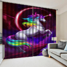 bedroomcurtain, rainbow, luxurycurtain, drape
