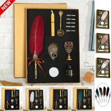 Box, vintagefountainpen, stampwax, Vintage