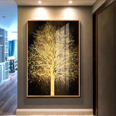 art, Joyería de pavo reales, wallpaintingdecor, treepaintingsoncanva