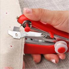 Mini, repairclothe, sewingmachineneedle, Sewing