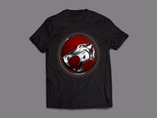 Shirt, Custom, thundercat, T Shirts