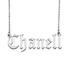 Fashion, Jewelry, Valentines Day, namenecklace