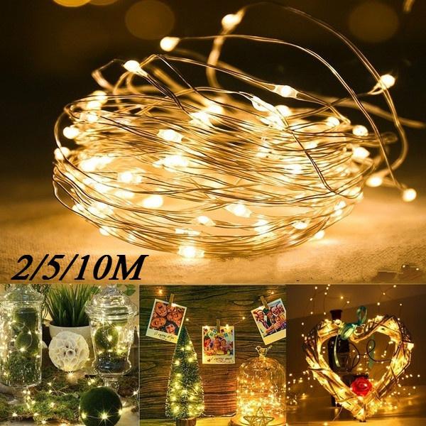 Copper, christmsdecor, waterprooflight, lightstringlamp