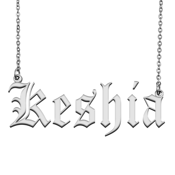oldenglishjewelry, Jewelry, Valentines Day, namenecklace