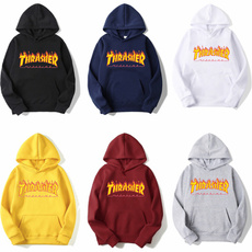 hoody sweatshirt, Fashion, Long sleeved, Men