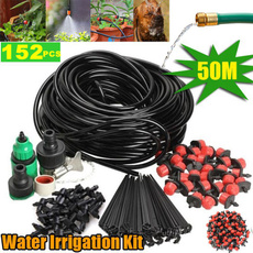 Plants, hose, wateringsystemkit, dripperhead