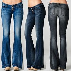 Blues, Summer, Fashion, high waist