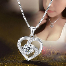 silverchainsforwomen, Sterling, Chain Necklace, Jewelry