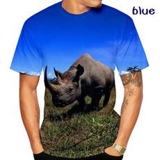 Funny, Shorts, Shirt, printed