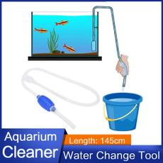 aquariumsyphon, Cleaner, suctionpipe, fishaquarium
