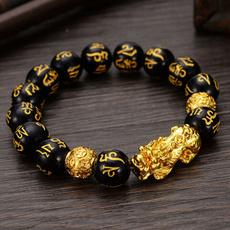 pixiu, Jewelry, gold, unisex