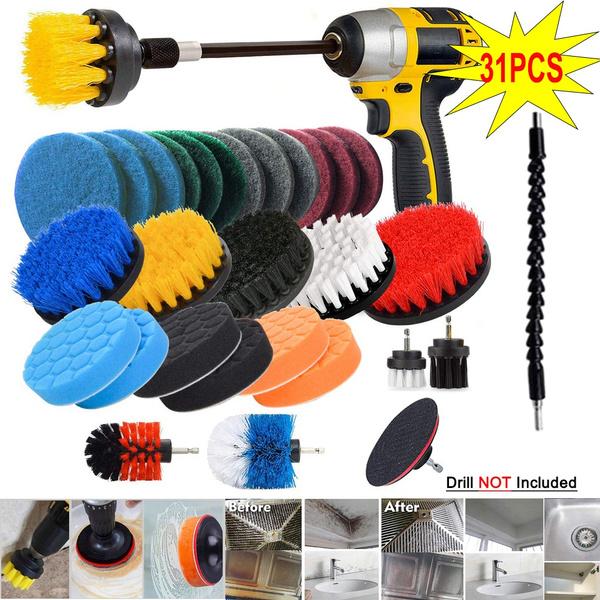 spongecleaner, electricdrillbrush, Electric, Cars