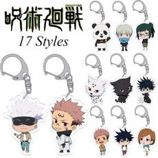 acrylickeychainanime, Key Chain, 呪術廻戦, jujutsukaisenkeyring
