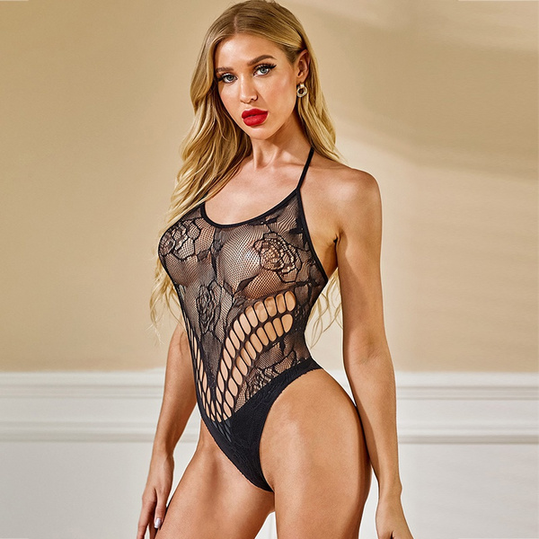 Lace, Teddy, onepiece, Women's Fashion