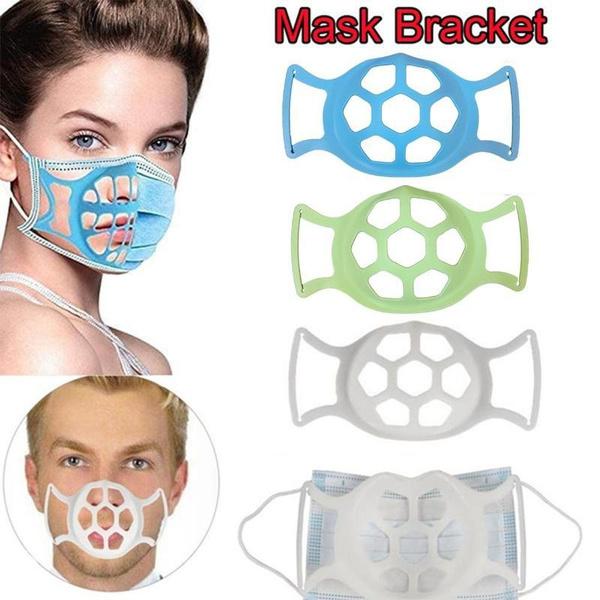 bracketholder, Silicone, nosebridgeclip, breathablevalve