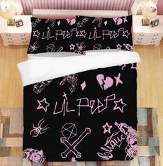 case, bedclothe, printed, Bedding