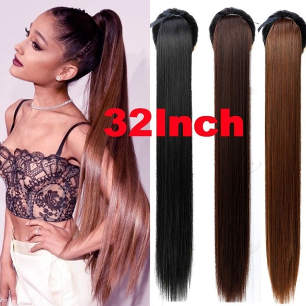 ponytailextension, longhairextension, syntheticponytailhair, Women's Hair Extensions