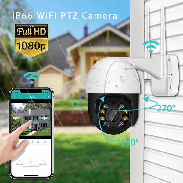 Webcams, Outdoor, onvifcamera, Colorful