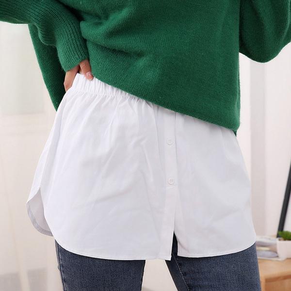 Adjustable, Shirt, Skirts, Tops