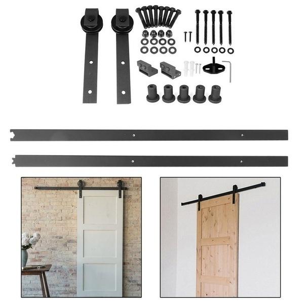 Steel, trackcloset, Door, slidingrail