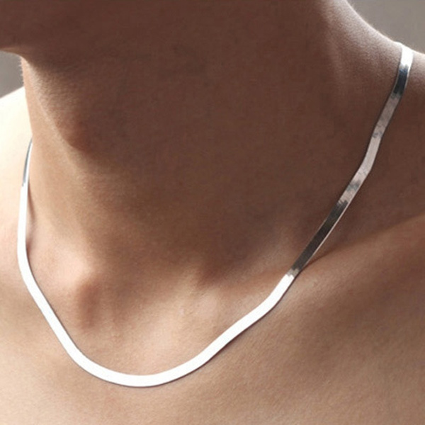 Sterling, Fashion, Jewelry, Chain