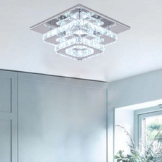 Baño, ceilinglamp, luminaria, minichandelier