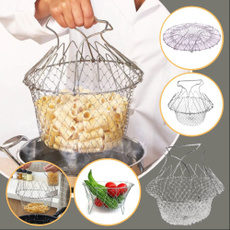 forfruitandvegetable, chefbasketstrainernet, gadget, Stainless Steel
