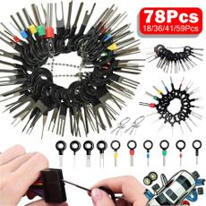 electricalconnector, pinreleasekit, Pins, needleremovetool