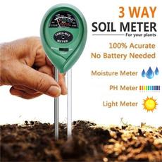 Flowers, soiltestermeter, flowerplanthygrometer, soilphmeter