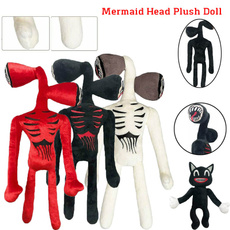 Plush Toys, Head, sirenheadplushtoy, multicolordoll