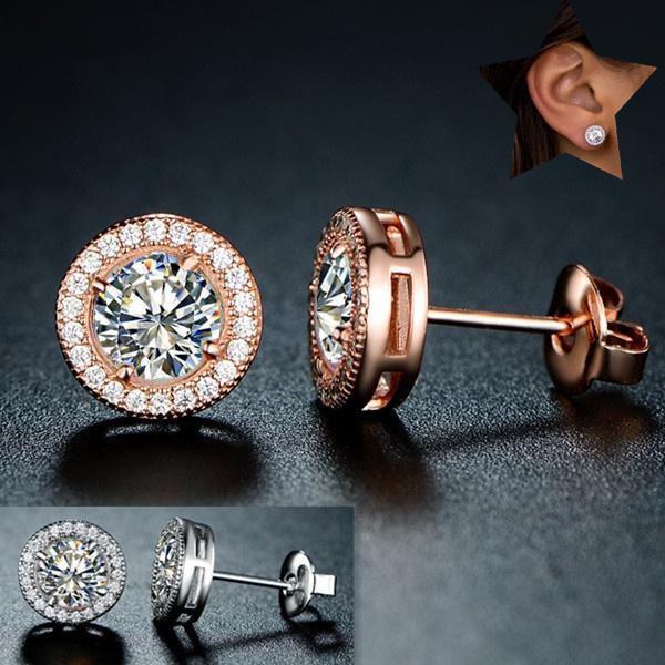 Sterling, Cubic Zirconia, DIAMOND, Jewelry
