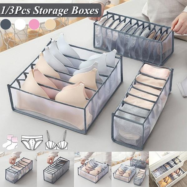 drawerorganizer, socksbox, Closet, underwearbox