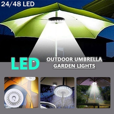 Iluminación, Exterior, led, umbrellalight