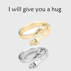 Couple Rings, adjustablering, Love, Jewelry