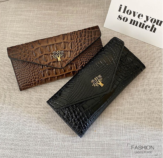 crocodile, Wallet, leather, Brand